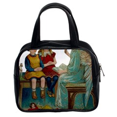 Angel 1347118 1920 Classic Handbag (two Sides) by vintage2030
