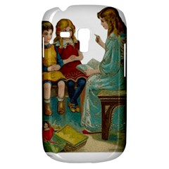 Angel 1347118 1920 Samsung Galaxy S3 Mini I8190 Hardshell Case