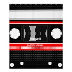 Compact Cassette Shower Curtain 60  X 72  (medium)  by vintage2030