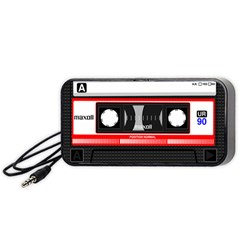 Compact Cassette Portable Speaker by vintage2030