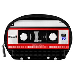 Compact Cassette Accessory Pouch (large) by vintage2030