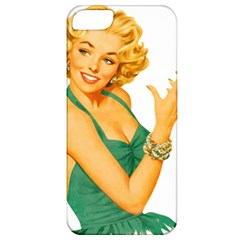 Woman 792872 1920 Apple Iphone 5 Classic Hardshell Case