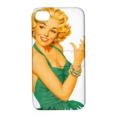 Woman 792872 1920 Apple Iphone 4/4s Hardshell Case With Stand by vintage2030