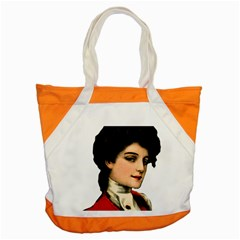 Lady 1032898 1920 Accent Tote Bag by vintage2030