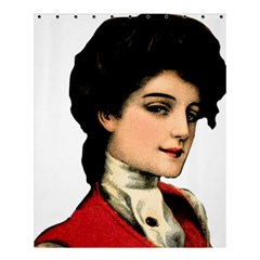 Lady 1032898 1920 Shower Curtain 60  X 72  (medium)  by vintage2030