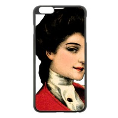 Lady 1032898 1920 Apple Iphone 6 Plus/6s Plus Black Enamel Case