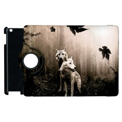 Wolfs Apple Ipad 2 Flip 360 Case