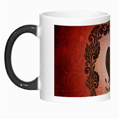 Wonderful Heart With Decorative Elements Morph Mugs by FantasyWorld7