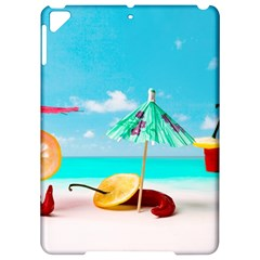 Red Chili Peppers On The Beach Apple Ipad Pro 9 7   Hardshell Case by FunnyCow