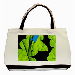 Window Of Opportunity Basic Tote Bag (two Sides) by FunnyCow