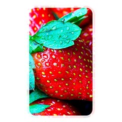 Red Strawberries Memory Card Reader (rectangular) by FunnyCow