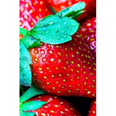 Red Strawberries 5 5  X 8 5  Notebook by FunnyCow
