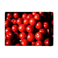 Pile Of Red Tomatoes Apple Ipad Mini Flip Case by FunnyCow