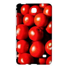 Pile Of Red Tomatoes Samsung Galaxy Tab 4 (7 ) Hardshell Case  by FunnyCow