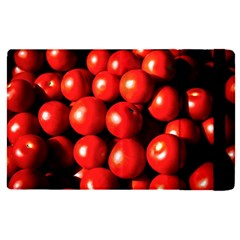 Pile Of Red Tomatoes Apple Ipad Pro 12 9   Flip Case by FunnyCow