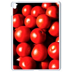 Pile Of Red Tomatoes Apple Ipad Pro 9 7   White Seamless Case by FunnyCow