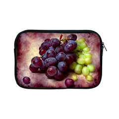 Red And Green Grapes Apple Ipad Mini Zipper Cases by FunnyCow