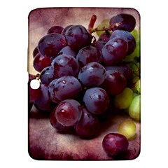 Red And Green Grapes Samsung Galaxy Tab 3 (10 1 ) P5200 Hardshell Case  by FunnyCow