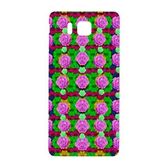 Roses And Other Flowers Love Harmony Samsung Galaxy Alpha Hardshell Back Case by pepitasart