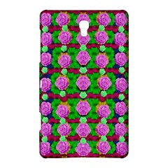 Roses And Other Flowers Love Harmony Samsung Galaxy Tab S (8 4 ) Hardshell Case  by pepitasart