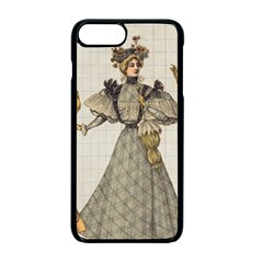 Vintage 1480642 1920 Apple Iphone 7 Plus Seamless Case (black) by vintage2030