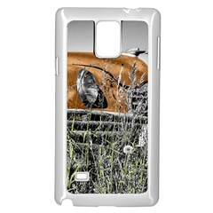 Oldtimer 168126 1920 Samsung Galaxy Note 4 Case (white)
