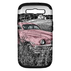 Oldtimer 166530 1920 Samsung Galaxy S Iii Hardshell Case (pc+silicone)