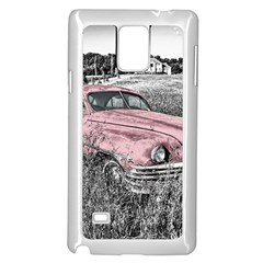 Oldtimer 166530 1920 Samsung Galaxy Note 4 Case (white)