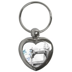 Vintage 1047275 1280 Key Chains (heart)  by vintage2030