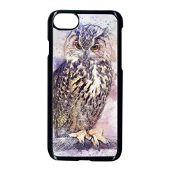 Bird 2552769 1920 Apple Iphone 8 Seamless Case (black) by vintage2030