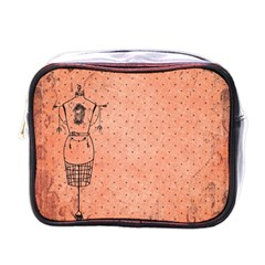 Body 1763255 1920 Mini Toiletries Bag (one Side) by vintage2030