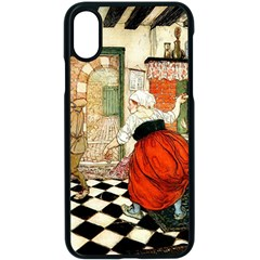 Vintage 1723768 1920 Apple Iphone X Seamless Case (black)