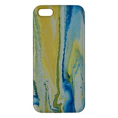 Caribbean Iphone 5s/ Se Premium Hardshell Case by WILLBIRDWELL