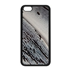 Black And White Apple Iphone 5c Seamless Case (black)