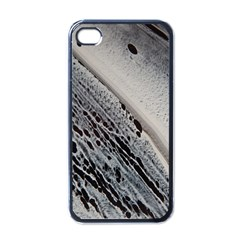 Black And White Apple Iphone 4 Case (black) by WILLBIRDWELL
