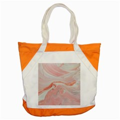 Pink Clouds Accent Tote Bag
