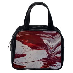 Turmoil Classic Handbag (one Side)