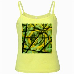 Foresight Yellow Spaghetti Tank