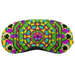 Cool Colors To Love And Cherish Sleeping Masks by pepitasart