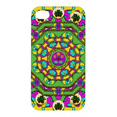 Cool Colors To Love And Cherish Apple Iphone 4/4s Hardshell Case by pepitasart