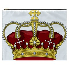 Crown 2024678 1280 Cosmetic Bag (xxxl) by vintage2030