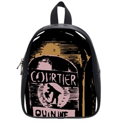 Bottle 1954419 1280 School Bag (small) by vintage2030