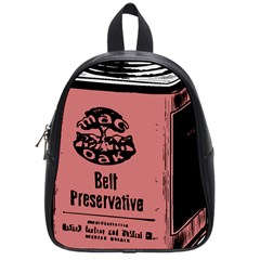 Bottle 1954414 1280 School Bag (small) by vintage2030