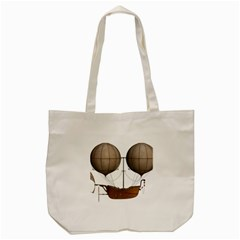 Air Ship 1300078 1280 Tote Bag (cream) by vintage2030