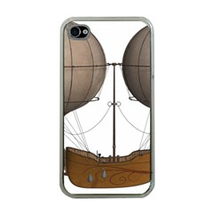 Air Ship 1300078 1280 Apple Iphone 4 Case (clear) by vintage2030