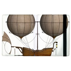 Air Ship 1300078 1280 Apple Ipad 2 Flip Case by vintage2030