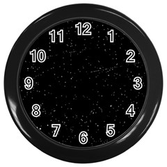 Sky Wall Clock (black)