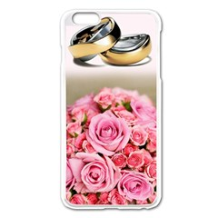 Wedding Rings 251290 1920 Apple Iphone 6 Plus/6s Plus Enamel White Case by vintage2030
