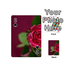 Rose 693152 1920 Playing Cards 54 (mini) by vintage2030