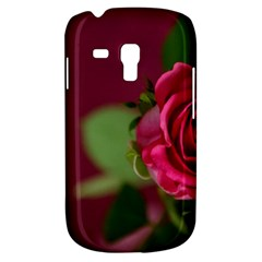 Rose 693152 1920 Samsung Galaxy S3 Mini I8190 Hardshell Case by vintage2030